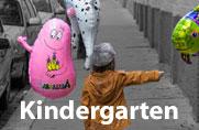 Mobilitäts- und Verkehrserziehung - Workshops für Eltern von Kindergartenkindern